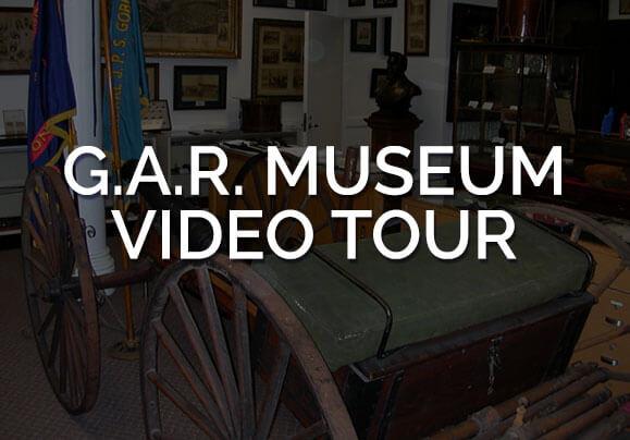 GAR Museum Video Tour