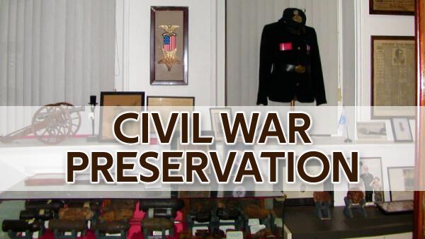 Civil War Preservation banner