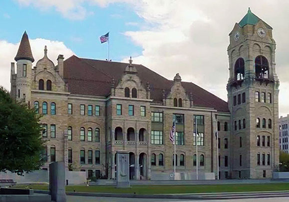 GAR Museum and Library Scranton Court House, PA